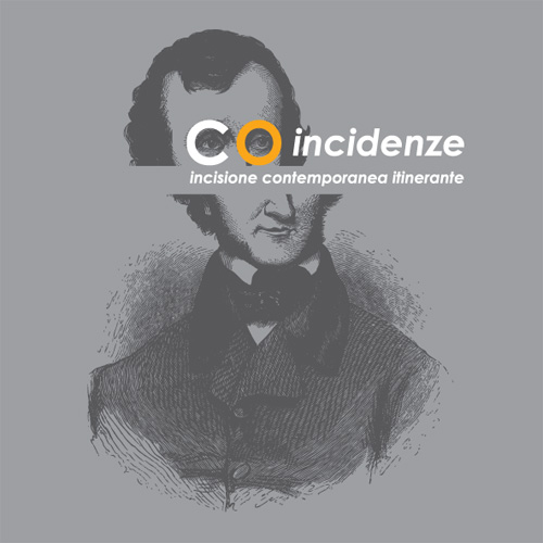 COINCIDENZE - incisione contemporanea itinerante